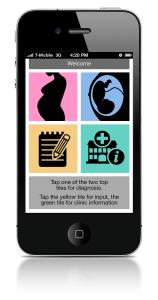 Zwangerschap App Ghana Traditional Birth Attendant TBA CMEdge